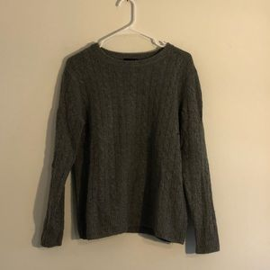 Yoon Cable Knit Cashmere Sweater